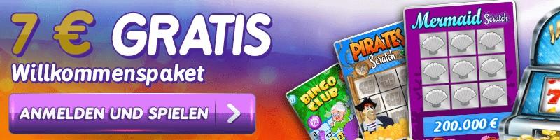 gratorama casino gratis bonus